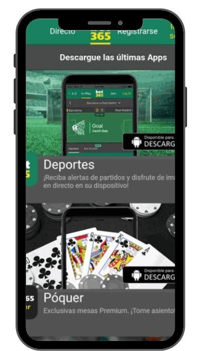Bet365 Uruguay Casino Móvil